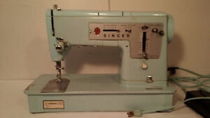 SINGER machine a coudre, sewing machine :