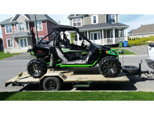 Used 2012 Arctic Cat Wildcat 1000