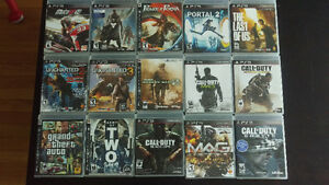 PS3 Games - Used, good condition - See description for price