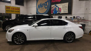 2015 Lexus GS Sedan