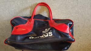 Adidas Gym bag. Classic/authentic Circa 1970-1980