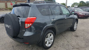 2007 Toyota RAV4 SPORT SUV, Crossover - LOW KM! NEW TIRES! Kitchener / Waterloo Kitchener Area image 5