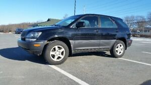 1999 Lexus 300RX, All Wheel Drive