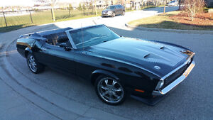 1971 ford Mustang convertable
