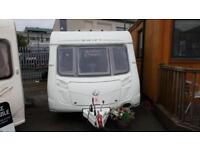 SWIFT CHARISMA 550 FIXED BED 4 BERTH 2010