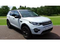 2017 Land Rover Discovery Sport 2.0 TD4 180 SE Tech 5dr + Pano Manual Diesel 4x4