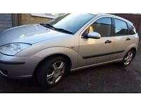 Ford focus Flight 1.6 1 owner from new 12 month mot an tax till Dec 2017 in good condition. Clean