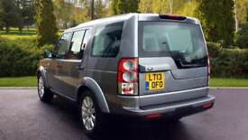 2013 Land Rover Discovery 3.0 SDV6 255 XS 5dr Automatic Diesel 4x4