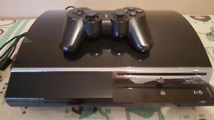 Playstation 3 with box Windsor Region Ontario image 3