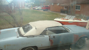 2 cars 69 marquis 4 dr  and 69 marquis convertible open to offer
