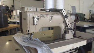 INDUSTRIAL SEWING MACHINES FOR SALE (PFAFF, JUKI and MORE)