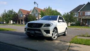 2013 Mercedes-Benz ML350 BlueTEC 4MATIC (OBO)