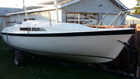 1994 MACGREGOR 26c SAILBOAT