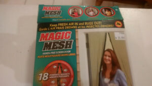 Brand new  Magic Mesh in Box never been used in a box.