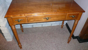 Quality IN Fantastic Shape Sofa table or Desk Or Make Up Table