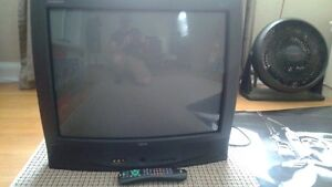 RCA older style tube tv works great $25 obo