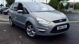 2014 Ford S-MAX 2.0 TDCi 163 Titanium 5dr Manual Diesel Estate