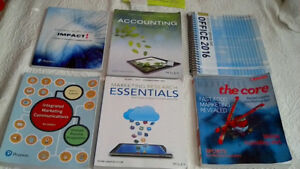 holland college books( marketing and advertisement )