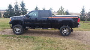 Lifted 2014 GMC Sierra 2500HD GFX Ultimate For Sale!!!