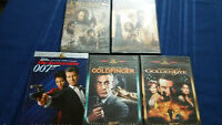 James Bond / Lord of the Rings DVDs