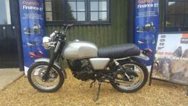 Herald Classic 125cc motorcycle motorbike learner legal full warranty