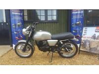 Herald Classic 125cc motorcycle motorbike learner legal full warranty