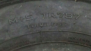 4 Triangle M/S tires 275/65R18