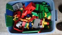 Medium size lego/duplo