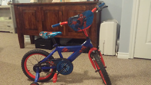 "Spiderman16"" Bike"