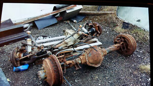 GMC AXLES FOR SALE!