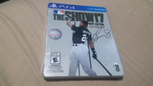 MLB THE SHOW 17 MVP EDITION SEALED