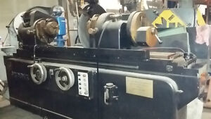 Crank shaft grinder with all accessory moveing must sell all asa