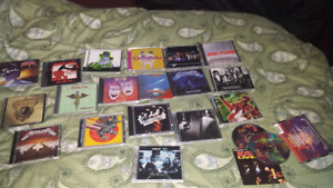 Heavy Metal cd collection