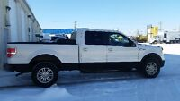 Truck for hire F-150 6.5ft box full tow package