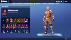 SKULL TROOPER ACCOUNT AND ALSO HAS 20+ SKINS