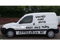 NOW SOLD ,,,VAUXHALL COMBO