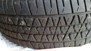 TIRES FOR SALE - P185 / 70R14
