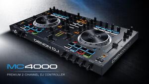 *** DJ contrôleur haut de gamme,  portable Asus et support ***