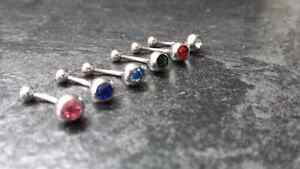 Stainless Steel Belly Button Rings Kingston Kingston Area image 2