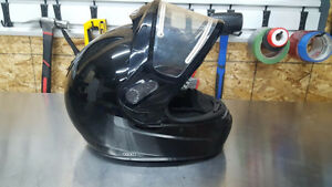 HJC Enclosed Snowmobile Helmet Size XL