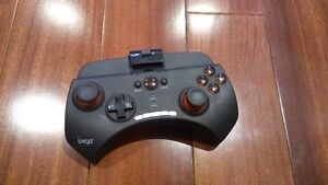 Bluetooth videogame controller game pad