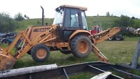 1988 CASE 580K 4X4 EXT HOE BACKHOE