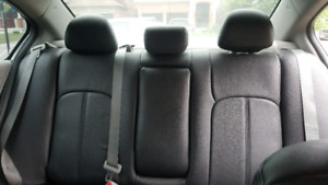 Clazzio leather seat covers 9th gen Accord LX and Sport