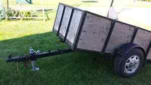 4 by 8 utility dump trailer text 2262313302