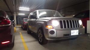 2009 Jeep Patriot True North Edition