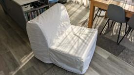 IKEA LYCKSELE single chair/bed