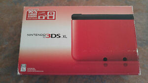 3DS XL with 32 GB Memory Card