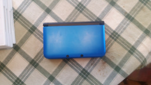 Nintendo 3DS XL With Four Games