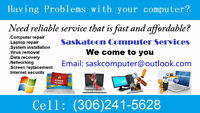 Saskatoon Local Computer Services: Fast and Affordable