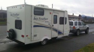 2012 17.5ft JayCo Jay Feather Ultra Lite travel trailer